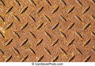 Rusty metal texture or background.