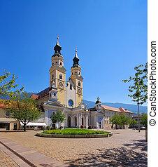 Brixen in Alto Adige, cathedral