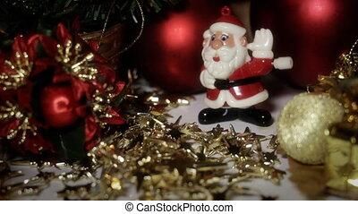 Dancing Toy Santa Claus 2 - Dancing Toy Santa Claus. Santa...