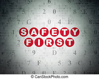 Protection concept: Safety First on Digital Data Paper...