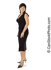 business woman, portrait