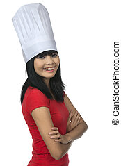 Chef, mujer