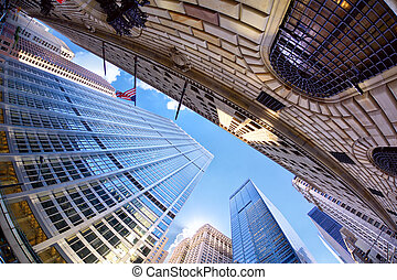 Lower Manhattan skyscrapers - Skyscrapers in Lower...