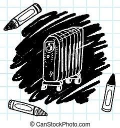 heater doodle