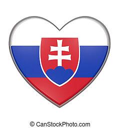 Slovakia heart