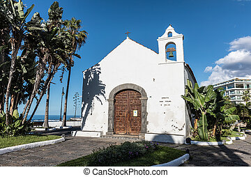 Ermita de San Telmo in Puerto de la Cruz - Little chapel...