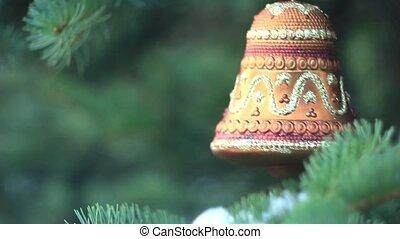 hang on the Christmas tree toys