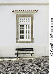 Houses with windows