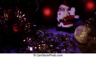 Dancing Toy Santa Claus 3 - Dancing Toy Santa Claus. Santa...