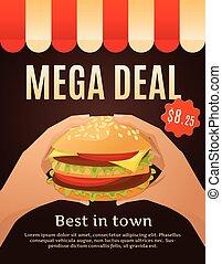 Mega Deal Infographics