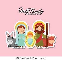 holy family design