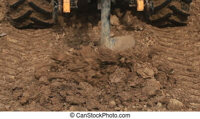 Hole Drilling in Soil - Boring Holes in Ground with Drilling...