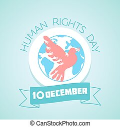 10 December Human Rights Day - Calendar for each day on...