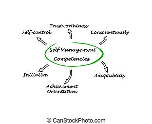 Self Management Competencies