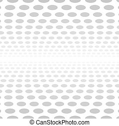 Pale seamless 3d circle background