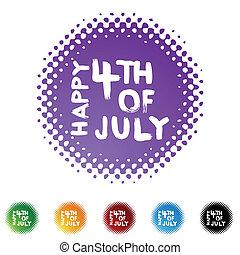 Happy Fourth July