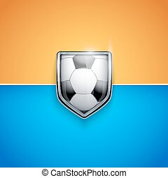 Premium Template of Football or Soccer