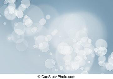Abstract Christmas holiday lights