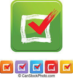 Checkbox Clipart and Stock Illustrations. 9,673 Checkbox vector ...