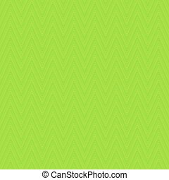 Green abstract zigzag stripe pattern background