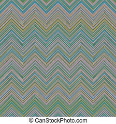 Colorful zigzag stripe pattern background design