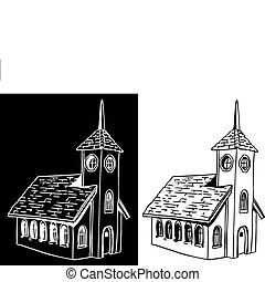 Church - An image of a church.