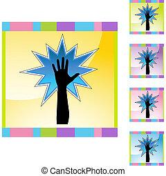 Powerful Hand