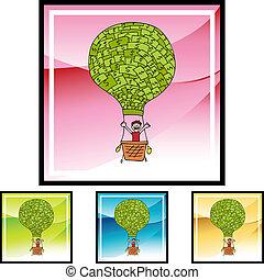 Money Balloon