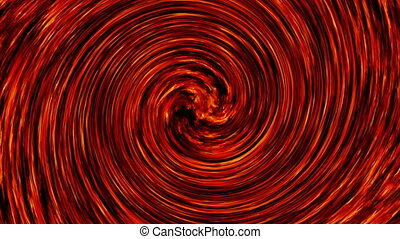 many motion spiral circles fire backgrounds