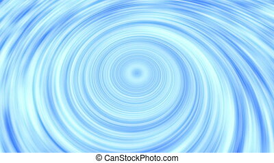 many motion spiral blue circles backgrounds