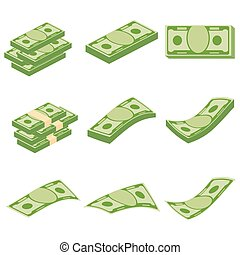 set of money