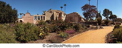Mission San Juan Capistrano - The Mission San Juan...