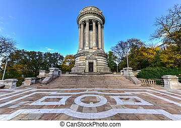 Soldiers and Sailors Monument - NYC - The Soldiers' and...