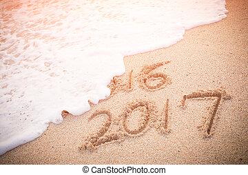 nowy, Pojęcie, rok, nadchodzący