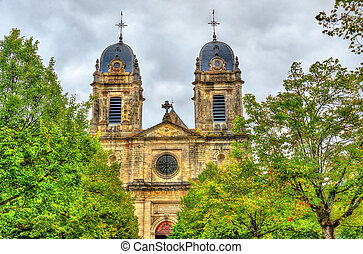 Notre-Dame Cathedral of Dax, France - Notre-Dame...