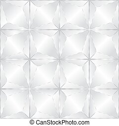 geometric - Seamless abstract gray geometric background....