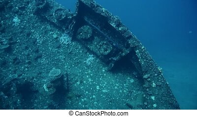 Wreck SS Thistlegorm, Red Sea, Sharm el Sheikh, Egypt Sinai
