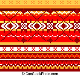 Seamless vector background. - Seamless vector background...