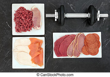 High Protein Food for Body Builders - High protein food for...