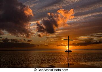 It Is Done Cross
