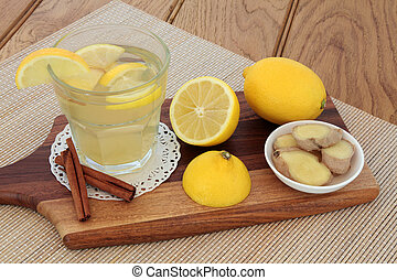 Cold and Flu Soothing Drink - Cold and flu soothing remedy...