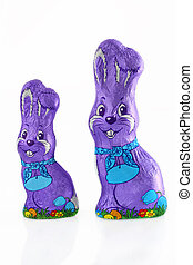 Chocolate easter day. - Decoration chocolate easter day.