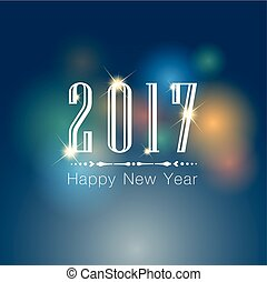 Happy New Year 2017 013-2 - Abstract of Happy New Year 2017....