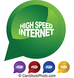 high-speed - High Speed Internet