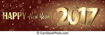 happy new year 2017 greetings background - happy new year...
