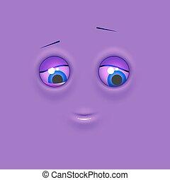 Happy emoticon emoji