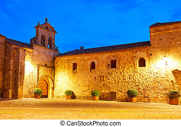 Caceres St Paul convent Spain Extremadura - Caceres St Paul...
