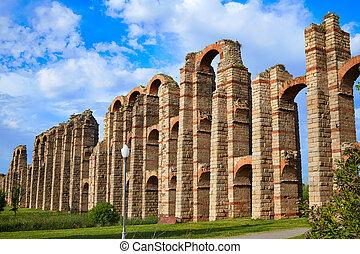 Acueducto Los Milagros Merida Badajoz aqueduct - Acueducto...