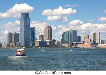 Jersey City Blur