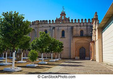 Saint Isidoro Campo Monastery in Santiponce by Via de la...